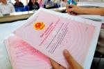 Sổ đỏ ghi tên các thành viên gia đình: Có gây khó khi mua bán, chuyển nhượng?